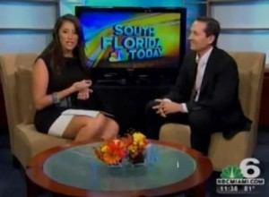 Oscar Hevia MD South Florida Today NBC Miami