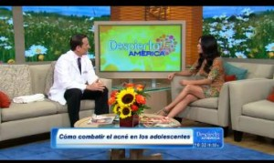 Oscar Hevia MD South Florida Despierta América Univision